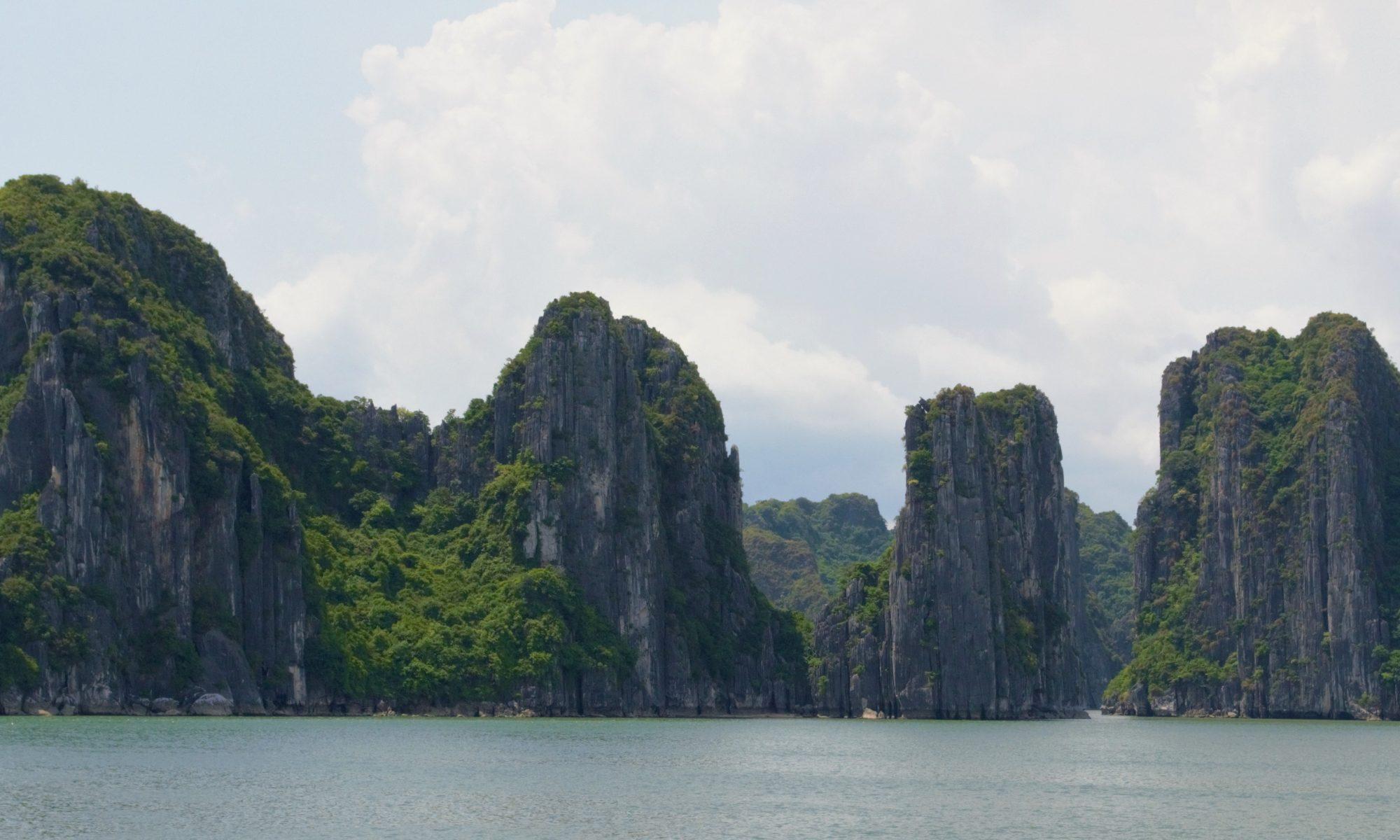 Ha Long Bay Karst